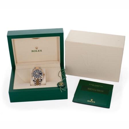 Rolex Datejust Box