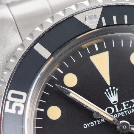 Vintage Rolex Submariner Bezel