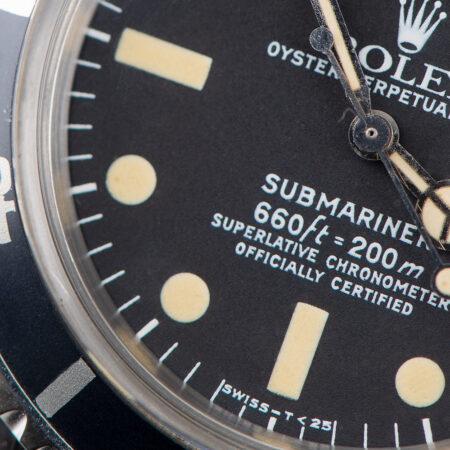 Vintage Rolex Submariner Dial