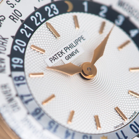 Patek Philippe World Time Dial