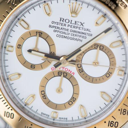 Rolex Cosmograph Daytona Dial