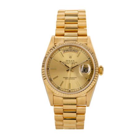 1999 Rolex Day-Date 36 (18238)