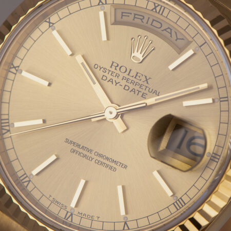 Rolex Day-Date 36 Dial