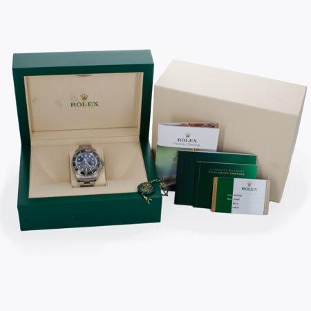 2016 Rolex Sea-Dweller Box
