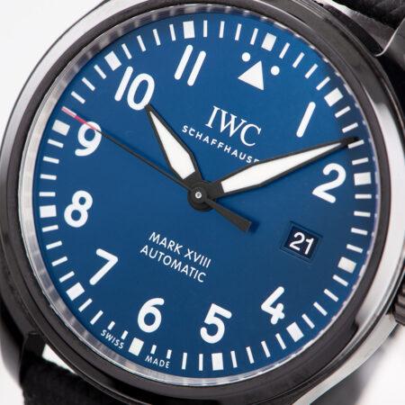 IWC Pilot's Watch MkXVLLL Blue Dial