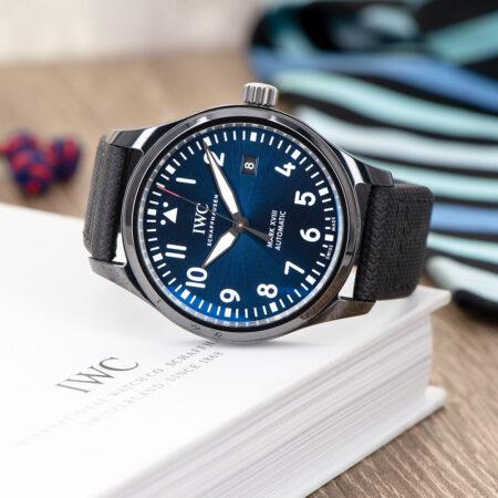 IWC Pilot's Watch MkXVVIII