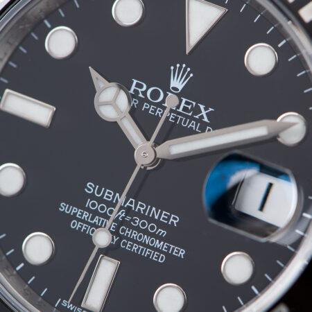 Rolex Submariner Date (116610LN) Dial