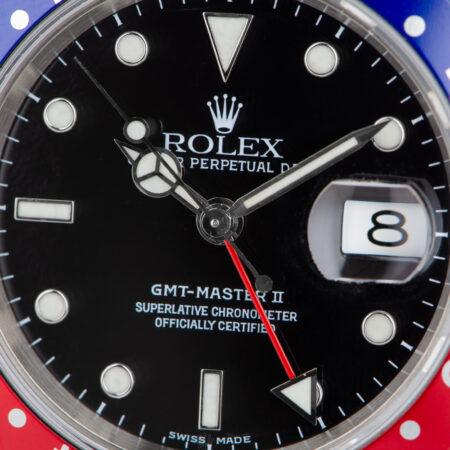Rolex GMT-Master II