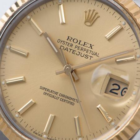 Vintage Rolex Datejust 36