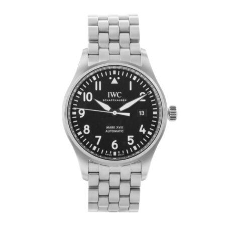 2021 IWC Pilot's Watch MkXVIII (IW327015)