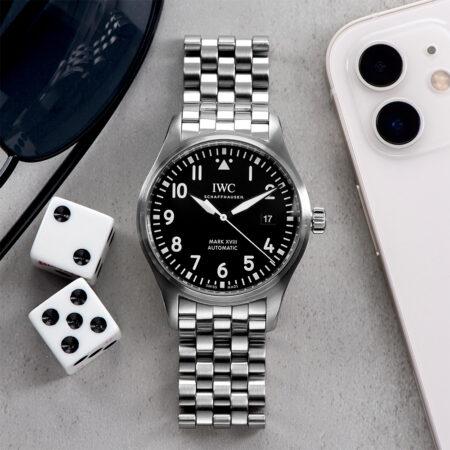 IWC Pilot's Watch MkXVIII