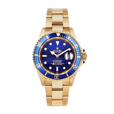 1996 Rolex Submariner Date (16618)