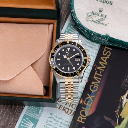 Vintage Rolex GMT-Master II