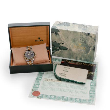 Vintage Rolex GMT-Master II Box